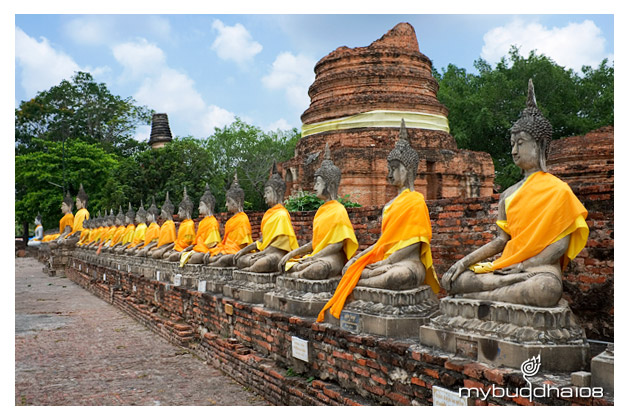 Wat Yai Chai Mongkol Ayutthaya. Explore the best temple in ...